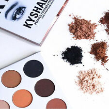 New 1 PCS Eyeshadow Creme 9 Color Shadow Palette Beauty Cosmetics