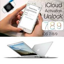 iCloud Removal Activation 1-8 Hrs , Macbook iMac iPad Wifi iPod iWatch Mac Fast