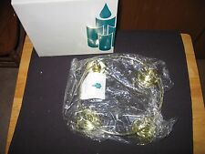 Partylite Century Candle Holder-NIB