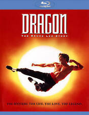 Dragon: The Bruce Lee Story [Blu-ray], New DVDs