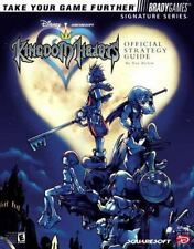 Kingdom Hearts Official Strategy Guide (Signature Series) - PlayStation2  -