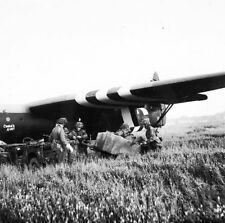 6x4 Photo ww1135 Normandy Para GBCA 6th Airborne Division Troops Drop Zone N