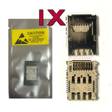1 x New SIM Card Holder Tray Socket For Boost Mobile Kyocera Hydro Icon C6730 US