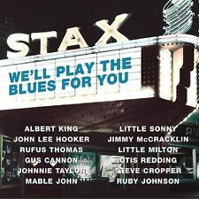 VARIOUS ARTISTS-WE`LL PLAY THE BLUES CD NEW