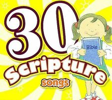Twin Sisters Productions 30 Scripture Songs Music CD CD
