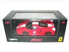 FERRARI ENZO FXX ELITE RED #11 LTD 1/43 DIECAST MODEL CAR BY HOTWHEELS N5605