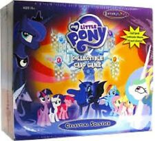 MY LITTLE PONY CELESTIAL SOLSTICE CARD GAME DELUXE BOX SET BRAND NEW CHEAP !!