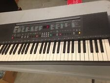 YAMAHA PSR300 portable Keyboard - works perfectly - free shipping !