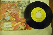 """FRANCA RAME""""IO CI AVEVO UNA NONNA PAZZA-disco 45 giri CT It 1980""""SIGLA TV"""