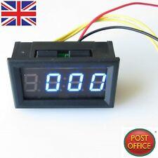 DC4.5-30V Car Dashboard Digital Led Display Hour Minute Second Panel Clock Meter