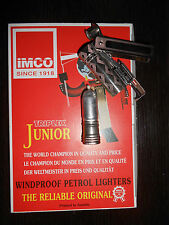 vintage lighter IMCO junior