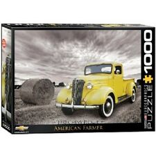 Eurographics Puzzle 1000 Pc - Classic Car - 1937 Chevy Pick Up