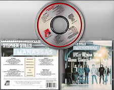 CD 21T STEPHEN STILLS MANASSAS DE 1990 TBE
