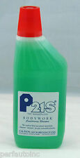 P21S® BODY WORK SHAMPOO 500ML. SOAP CAR WASH CLEANER RECOMMENDED FOR BMW PORSCHE
