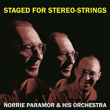 Norrie Paramor -Staged For Stereo-Strings CD