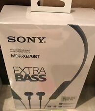 SONY MDR-XB70BT Brand new in box wireless