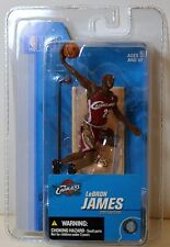 2005 MCFARLANE - 3 INCH - 2ND EDITION - LEBRON JAMES CLEVELAND CAVALIERS - NEW