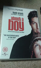 * NEW SEALED DVD FILM * ABOUT A BOY * DVD MOVIE *