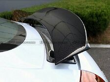 Boot Wing Rear Trunk Spoiler For Audi 08 TT MK2 (Type 8J) OE Type Carbon Fiber