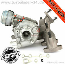 Original Ford Galaxy 1.9tdi turbocompresseur 85kw 115ps moteur AUY 713673-5006s ATD