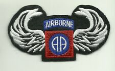 Army 82nd Airborne PATCH