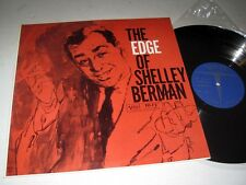 SEALED Shelley Berman THE EDGE OF Verve Blue Label