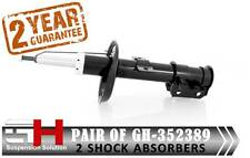 2 FRONT SHOCK ABSORBERS VAUXHALL CORSA II FIAT PUNTO III GRANDE EVO /GH-352389/