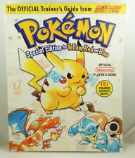 Nintendo Power Gameboy Pokemon Special Edition Guide Red Blue Yellow UNREAD NEW