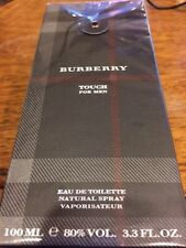 BURBERRY TOUCH * Cologne for Men * 3.3 / 3.4 oz * NIB SEALED