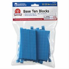 Base Tens Blocks Activity set. Hundreds,Tens and unit  maths Learning Resources