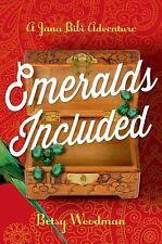 Jana Bibi Adventures Ser.: Emeralds Included : A Jana Bibi Adventure 3 by...