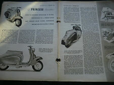 PANTHER SCOOTER 173cc REVIEW - ORIGINAL MOTORCYCLE ARTICLE FROM 17/12/1959