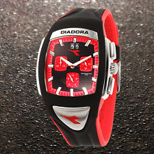 Diadora European Designer CHRONOGRAPH Mens Watch -MSRP $749.00 (CLEARANCE SALE)