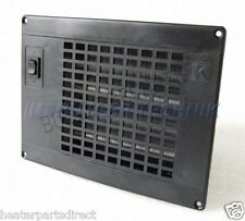 Webasto or Eberspacher 1.7kW panel mount 12v fan Heater Matrix - 2 Speed Fan