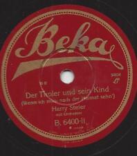 Harry Steier : Der Tiroler und sein Kind