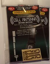2 Cell Phone Antenna Signal Booster Verizon: Samsung GALAXY S3/S4/S5 Note Tab LG