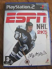 JEU PS2 @@ PLAYSTATION 2 @@ SONY @@ NHL 2K5 @@ COMPLET @@ PAL
