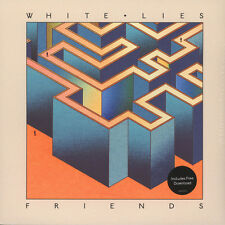 White Lies - Friends (Vinyl LP - 2016 - UK - Original)
