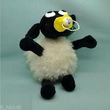 "Shaun The Sheep TIMMY THE LAMB Plush Toy Cute Baby Stuffed Soft Doll 10"" 25cm"