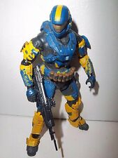 Halo Reach **Zombie ODST Spartan** from INFECTION 3 Pack Complete w/ Weapon!!