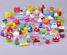 High quality 100PCS *REAL* Shopkins Season 1 2 3 4 5 figure Random Kids Toy Gift