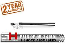 2 NEW FRONT GAS SHOCK ABSORBERS FOR BMW SERIES 5 E34 TOURING ///GH-341501///