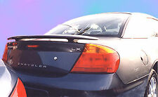PAINTED CHRYSLER SEBRING 2-DOOR AND 4-DOOR CUSTOM STYLE II SPOILER 2001-2006