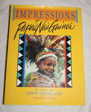 Impressions of Papua New Guinea by David Kirkland (1991) photographs