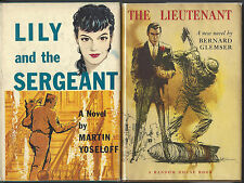 lot 2ffehbdjs LILY & THE SERGEANT Martin Yoseloff THE LIEUTENANT Bernard Glemser