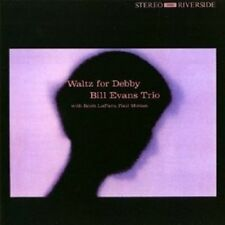 BILL TRIO EVANS - WALTZ FOR DEBBY (OJC REMASTERS)  CD NEU