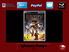 Europa Universalis 4 IV Collection Steam Key Pc Game Download Code Blitzversand