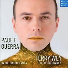 PACE E GUERRA - TERRY WEY/BACH CONSORT WIEN/RUBEN DUBROVSKY CD NEU