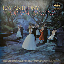 """RAY ANTHONY - PLAYS FOR DREAM DANCING  12"""" LP (P261)"""