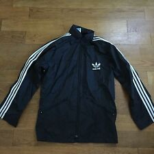 Vintage Adidas Allweather Jacket. 1980's/90's Made In China. Size D46 Deadstock